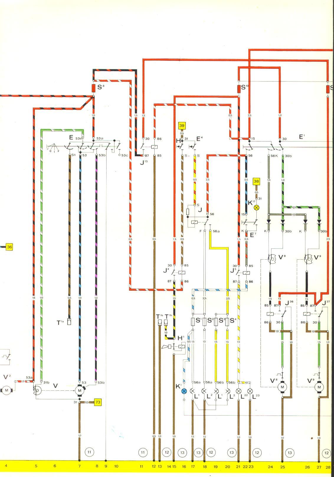 1974 Porsche 914 Wiring Diagram 1974 Automotive Wiring Diagrams – Porsche 914 Wiring Diagram